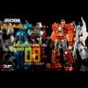Action Toys  Machine Robo  MR-08 - MissikeTank