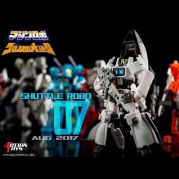 Action Toys  Machine Robo  MR-07 - Shuttle