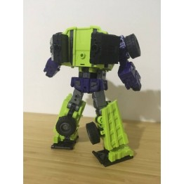 ToyWorld Constructor - G1 TW-C03 BURDEN Add on Kit (Green)