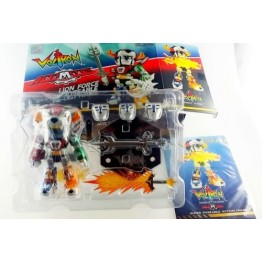 Voltron 30th Anniversary Super Deformed Action Figure