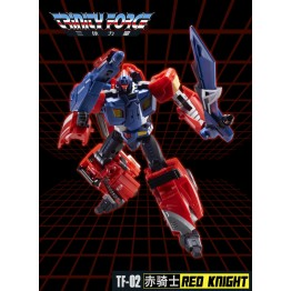 TFC Trinity Force TF-02 Red Knight
