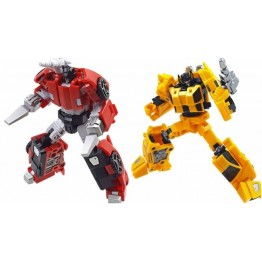 IRON FACTORY - IF-EX26 RACING BROS - BLAZE DASH & BOLT RUSH