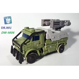 DR. WU -  DW-M06 - VETERAN - TLK VOYAGER HOUND UPGRADE Rerun
