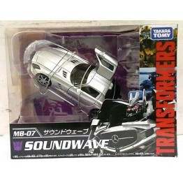 TakaraTomy Transformers Movie 10th Anniversary MB-07 - Soundwave