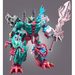 TFC Poseidon Full Set Rerun