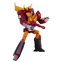 TakaraTomy  MP-40 TARGETMASTER  HOT RODIMUS with Coin