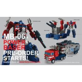 Fans Hobby - Master Builder - MB-06C V2 Power Baser (Ver 2)