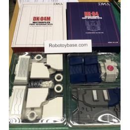 DNA DK-04 - Fortress Maximus - Foot Upgrade Kit