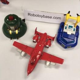 DX9 Toys - DX9-D11 - Richthofen (improve Tail Gap Ver)