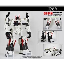 DNA DK-04M  -Metroplex - Foot Upgrade Kit