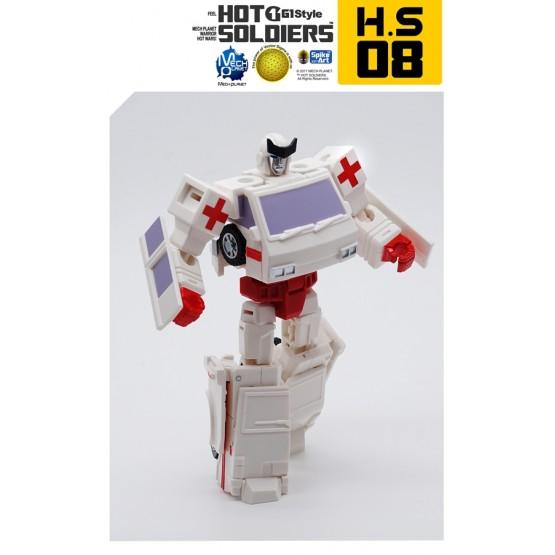 Hot Soldiers - HS08 - Ambulance