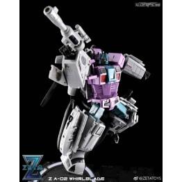 Zeta Toys   ZA-02 WHIRLBLADE
