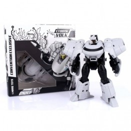 Maas Toys - CT-001W Volk (White)  TFcon 2017