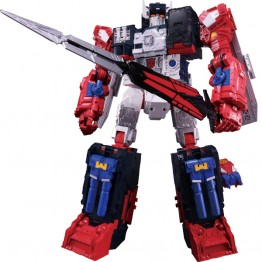 TakaraTomy  Transformers Legends LG-EX Grand Maximus
