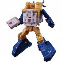 TakaraTomy Transformers Legends - LG64 Seaspray & Lione (Sawback)
