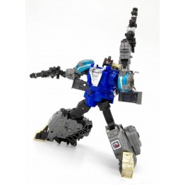 GCreation Shuraking SRK-05 Hammer (Blue Limited)