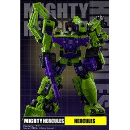 Nov Special - TFC- Hercules  Full Set  ( New Box)