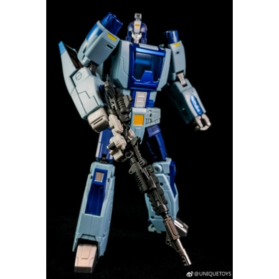 Unique Toys Y-02 Data Courier Buzzing (Clear Window Ver)