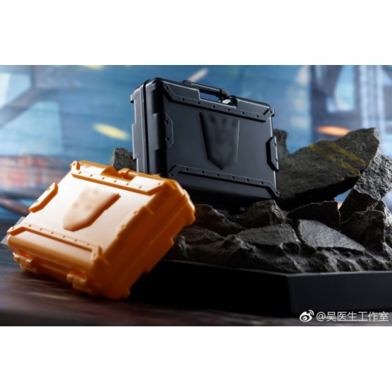 DR. WU - Weapons Case