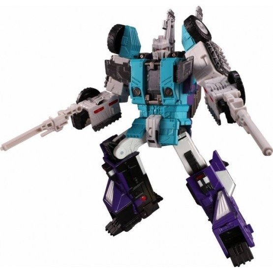 TakaraTomy Transformers Legends - LG50 Sixshot
