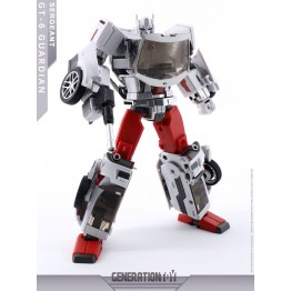 Generation Toy - Guardian - GT-08A - Sergeant  (Police  Ver)