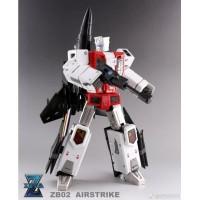 Zeta Toys  ZB-02 - Airstrike (Rerun)