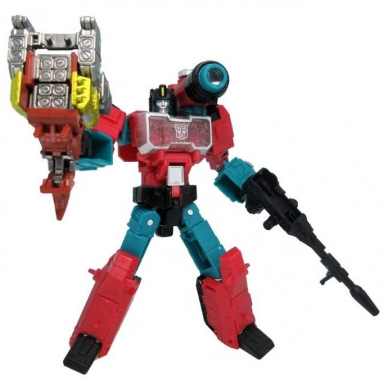 TakaraTomy  Legends Series LG56 Perceptor