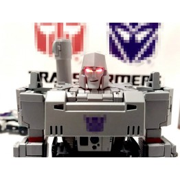 MoDel - Model-001 - MP-36 Masterpiece Megatron Upgrade Kit with Light-Up Head