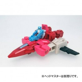 TakaraTomy Transformers Legends - LG58 Clone Bot Set - Fastlane & Cloudraker