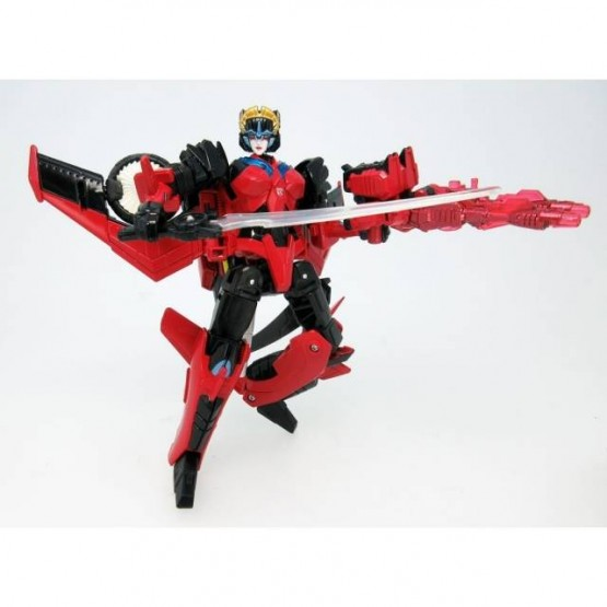 TakaraTomy Transformers Legends -  LG62 Targetmaster Windblade