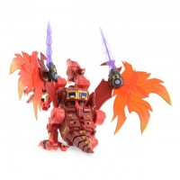 FansHobby   Master Builder   MB-03B  Red Dragon
