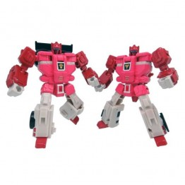 TakaraTomy Transformers Legends - LG58 Clone Bot Set - Fastlane & Cloudraker