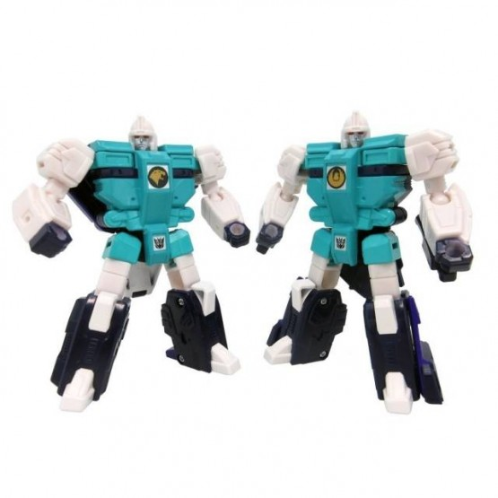 TakaraTomy Transformers Legends -  LG61 Clone Droid Set - Pounce & Wingspan