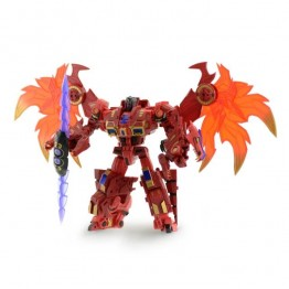 FansHobby   Master Builder   MB-03B  Red Dragon
