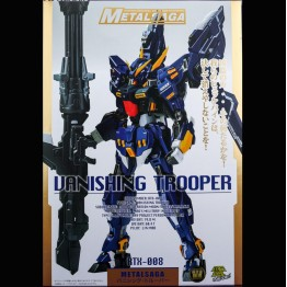 FanMade METALSAGA RTX-008 VANISHING TROOPER