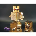 Action Toys ES Chogokin Gold Lightan