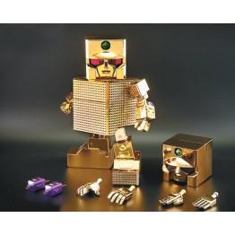 Action Toys ES Chogokin Gold Lightan