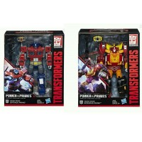 Hasbro Generations Power of the Primes Leader  Rodimus & Optimus Prime (Restock)