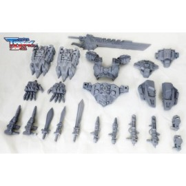TCW-06 POTP Dinobot Volcanicus - Add-on Kit