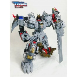 TCW-06 POTP Dinobot Volcanicus - Add-on Kit