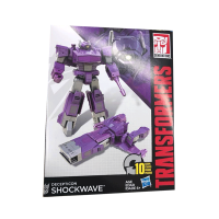 Hasbro Transformers Generations Shockwave (10 Steps)