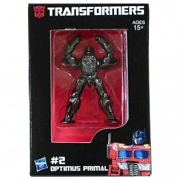 Transformers Asia Exclusive MP-34 Mini Optimus Primal Metal Figure