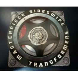 TakaraTomy MP-12G Sideswipe coin