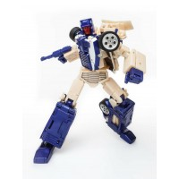XTransbots  Monolith Combiner - MX-13 Crackup