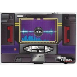 TakaraTomy  MP-13B Soundwave Coin
