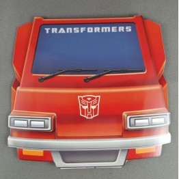 TakaraTomy  MP-27 Ironhide Coin