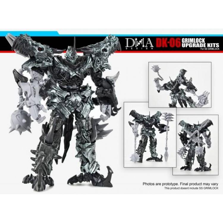 New Transformers DNA DK-06 Upgrade Kit For Studio Series Grimlock  In Stock