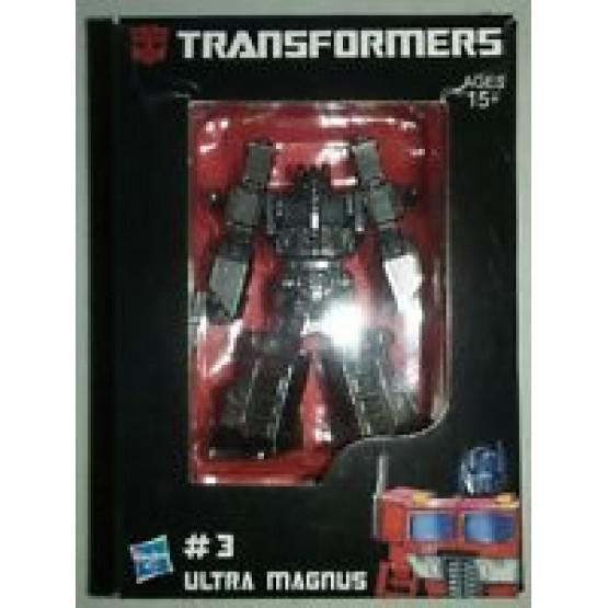 EXCLUSIVE MINI #3 ULTRA MAGNUS Figure for Transformers Masterpiece MP-35 Grapple