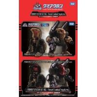 TakaraTomy Diaclone Reboot - DA-00 Powered System A & C Desert Combat Squad