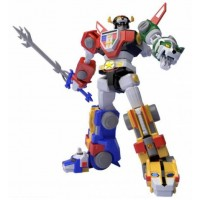 Bandai -Voltron Defender of the Universe - Super Mini Pla